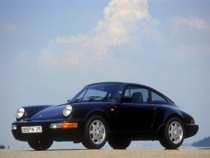 1988, 911 Carrera 4 Coupe, Typ 964, 3,6 Liter, Generationen