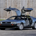 81 delorean