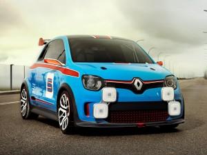 Renault Twin-Run - предвестник будущего Twingo
