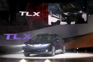 Acura TLX1