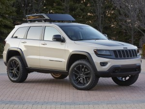 Jeep Grand Cherokee Trail Warrior