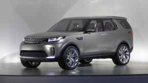 Land Rover Discovery Vision1