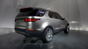 Land Rover Discovery Vision2