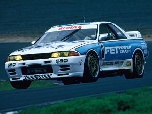 Гоночный вариант Skyline GT-R32 не знал поражений в японском чемпионате JTCC
