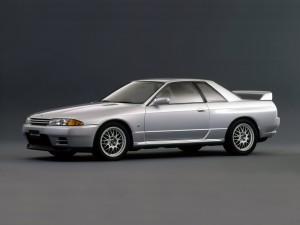 Облегченный Nissan Skyline GT-R33 V-Spec, 1993 год