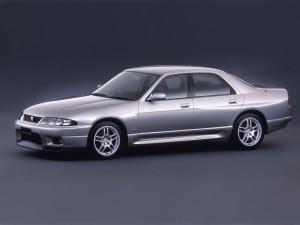 Седан Nissan Skyline GT-R 1997 года