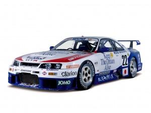 Этот Skyline GT-R LM подготовили для 24-часовой гонки в Ле-Мане