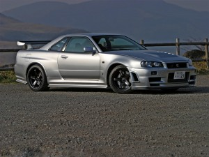 Nismo Nissan Skyline GT-R Z-Tune 2004 года