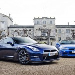 Nissan GT-R и Skyline GT-R34, преемственность поколений - на лицо