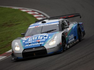 Nissan GT-R трижды выигрывал чемпионат SuperGT