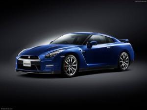 Nissan GT-R 2014 года
