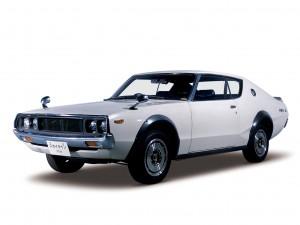 Nissan Skyline 2000 GT-R 1973 года выпустили в количестве 195 единиц