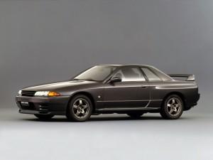 Nissan Skyline GT-R32, 1989 год