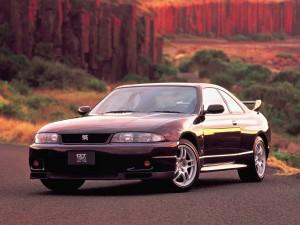 Nissan Skyline GT-R33 1995 года