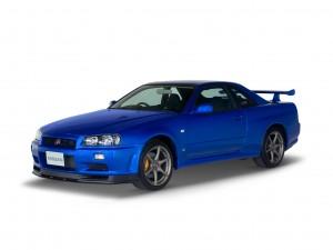 Nissan Skyline GT-R34 1999 года