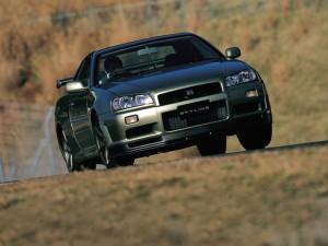 Nissan Skyline GT-R34 V-Spec 2002 года