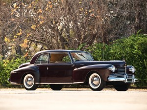 Lincoln Continental 1942 года