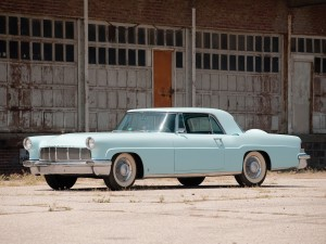 Lincoln Continental Mark II 1956 года