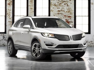 Lincoln MKC 2014 года