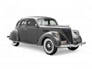 Lincoln Zephyr 1936 года