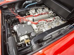 Двигатель Countach LP400 – 4,0-литровый V12 мощностью 375 л. с.