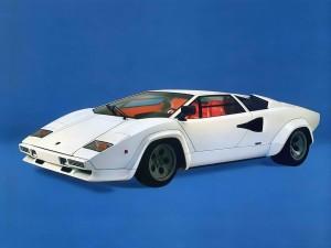 Lamborghini Countach LP400 S 1978 года