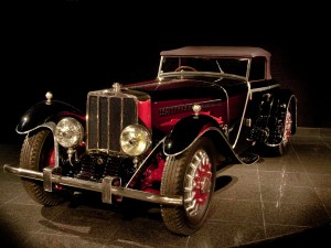 Bucciali TA V8 1930 года