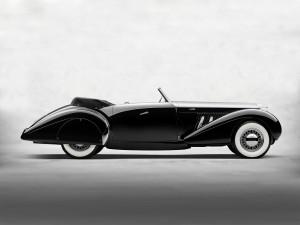 Delage D8-120 Cabriolet 1939 года