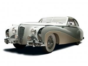 Delahaye 175 Coupe de Ville, 1949 год