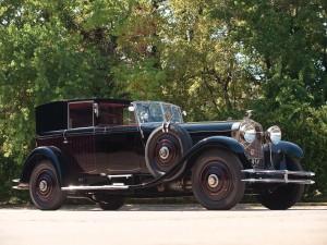 Hispano-Suiza H6B Coupe de Ville 1924 года