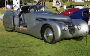 Hispano-Suiza H6C Xenia получил сдвижные двери