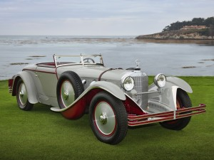 Mercedes-Benz 680S Torpedo Roadster, 1928 год
