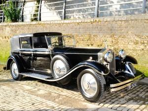 Rolls-Royce Phantom II Cabriolet de Ville 1930 года