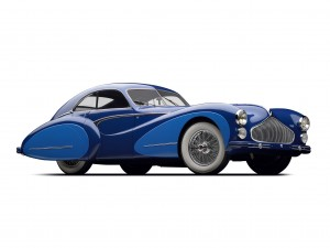 Talbot-Lago T26 Grand Sport Coupe 1949 года