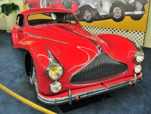1951 Talbot-Lago T26 Grand Sport Saoutchik Coupe