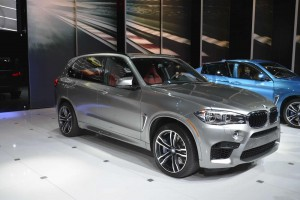 BMW X5 M 2014, передняя диагональ