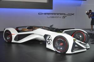 Chevrolet Chaparral 2X 2014, передняя диагональ