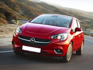 Фото нового Opel Corsa внешний вид спереди