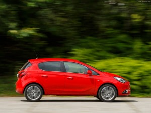 Фото нового Opel Corsa внешний вид сбоку
