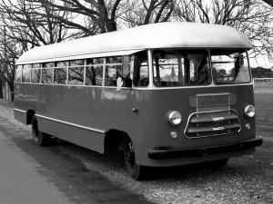 Автобус Dodge 6-71 1955 года
