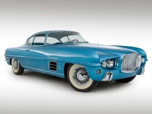 Концепт-кар Dodge Firearrow III 1954 года
