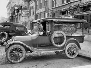 Первый пикап Dodge Series One, 1917 год