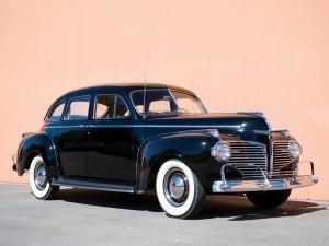Семиместный лизмузин Dodge Custom 1941 года