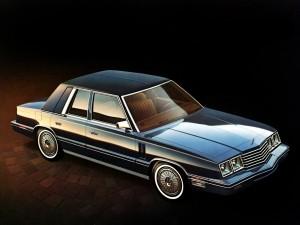Dodge 400 1982 года