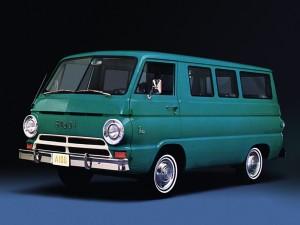 Dodge A-100, 1966 год