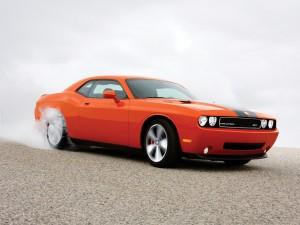 Dodge Challenger 2008 года