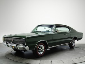 Dodge Charger 1966 года