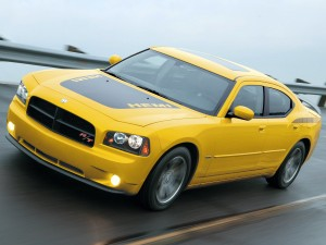Dodge Charger 2005 года