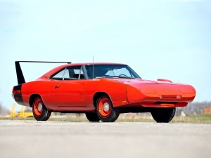 Dodge Charger Daytona 1969 года