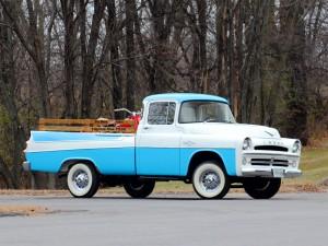 Dodge D-100 1957 года